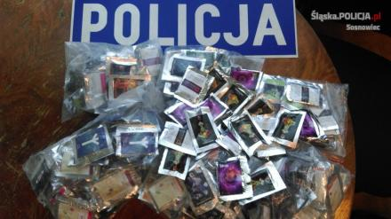 Policjanci zlikwidowali sklep z dopalaczami w centrum Sosnowca