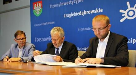 Umowa na przebudowę Modrzejowskiej podpisana