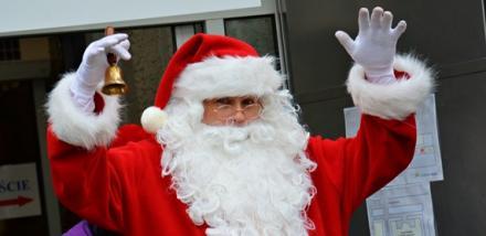 Gdzie spotkasz Świętego Mikołaja? W Sosnowcu