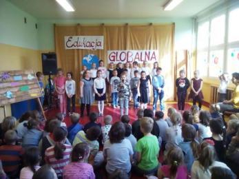 """""""Edukacja Globalna"""" w SP 10"""