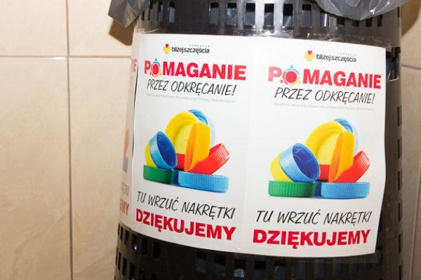 Wyremontowali pomieszczenia Domu Dziecka w Sosnowcu. Wszystko dzięki nakrętkom