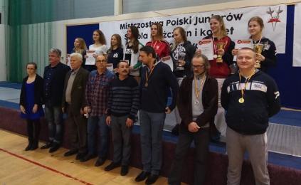 Zuzanna Cieślar z ZKS-u znowu górą