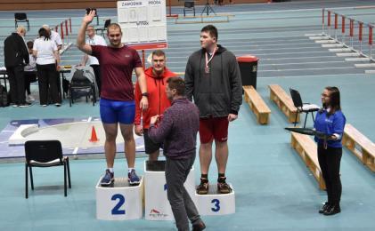 Dobry start lekkoatletów MKS-MOS Płomień Sosnowiec