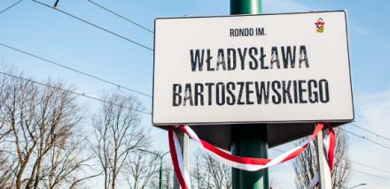 Rondo im. Władysława Bartoszewskiego