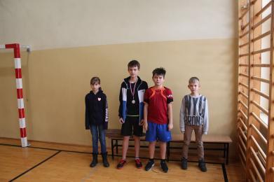 2 miejsce Dawida Kmiecika w Walentynkowym Turnieju