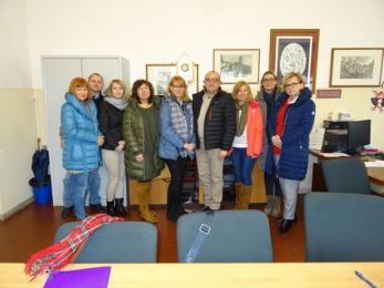 Nauczyciele z Sosnowca w Toskanii