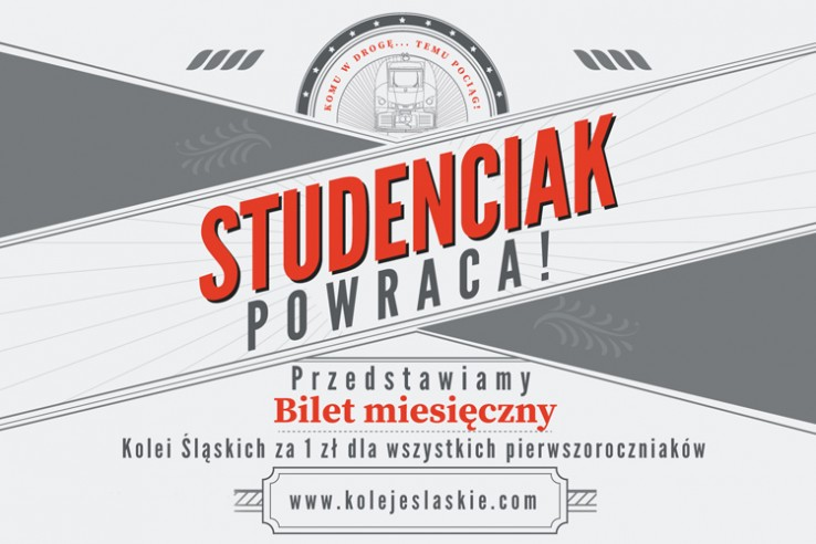 Studenciak powraca