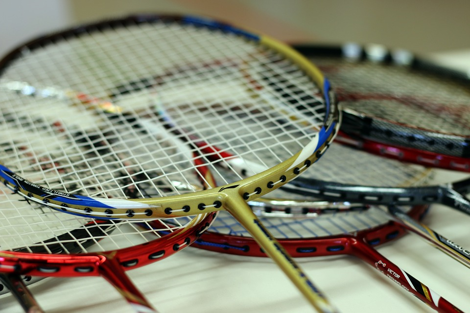 I miejsce w badmintonie dziewcząt