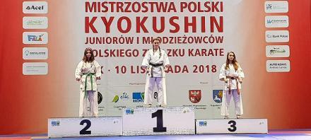 Mistrzostwa Polski Kyokushin Juniorów i Młodzieżowców Polskiego Związku Karate w Ełku