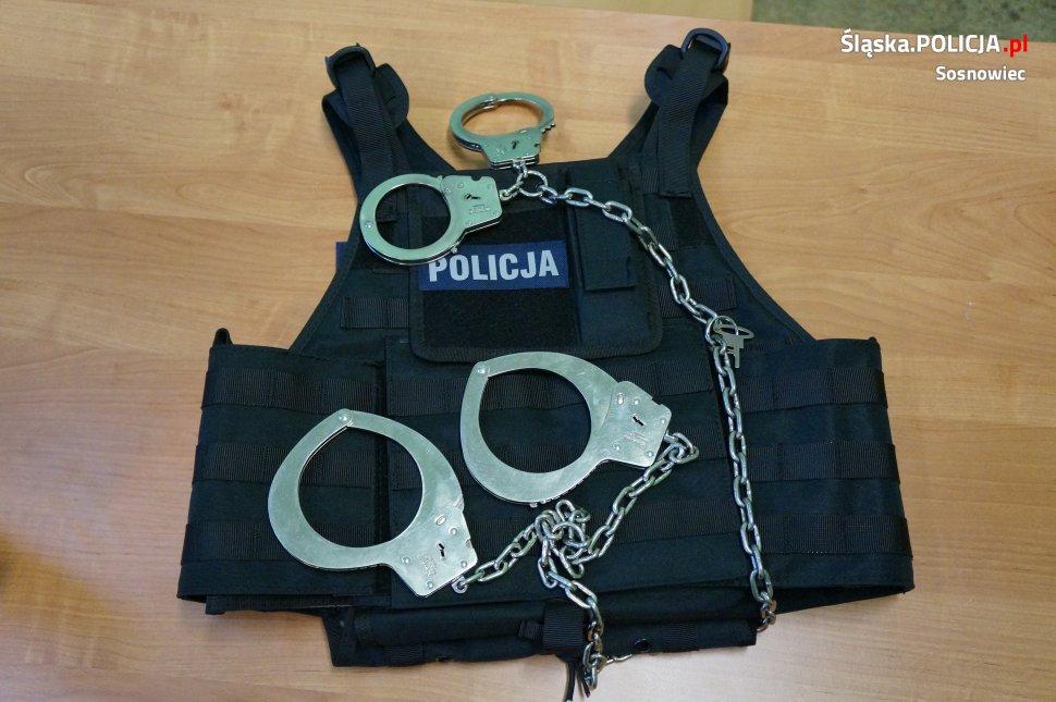 Kryminalni z Sosnowca wytropili w Irlandii poszukiwanego ENA