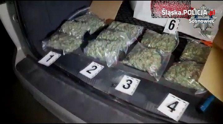 Marihuana ukryta w chipsach. Mężczyzna aresztowany na 3 miesiące