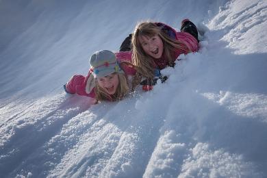 Bezpieczeństwo podczas ferii zimowych