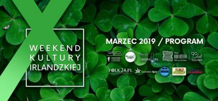 X Weekend Kultury Irlandzkiej w Sosnowcu - sprawdź program