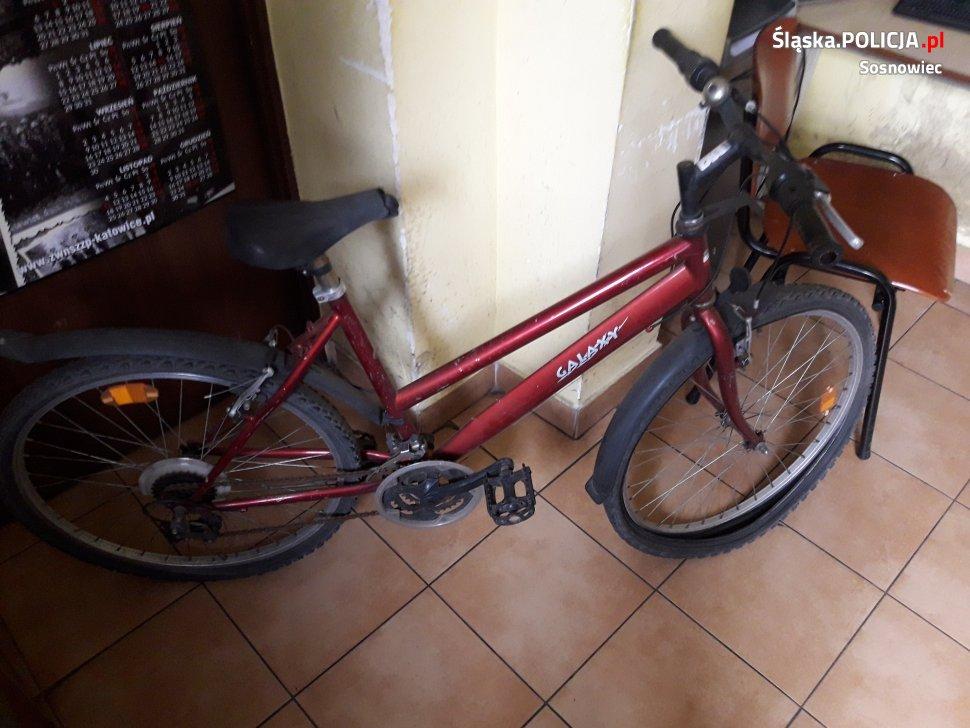 Sosnowiec: poszukiwany właściciel roweru
