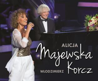 Alicja Majewska i Włodzimierz Korcz oraz Warsaw Opera Quartet - Okrągły jubileusz