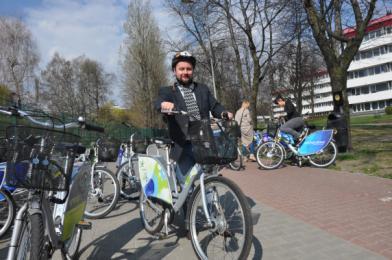 Sosnowiecki Rower Miejski jest już na Śląsku