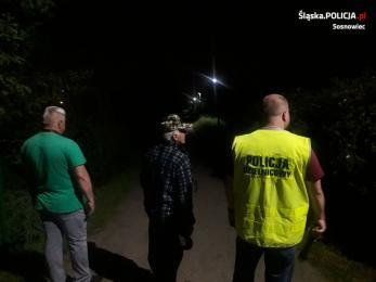 Nocne patrole obywatelskie z dzielnicowymi
