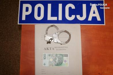 Chcąc zaoszczędzić 50 złotych próbował przekupić policjantów