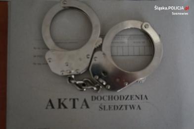 Sosnowiec: Zatrzymano sprawców kradzieży artykułów przemysłowych i spożywczych