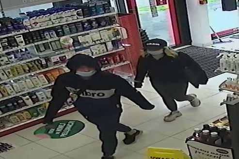 Ukradli kosmetyki i szczoteczki elektryczne. Rozpoznajesz ich?
