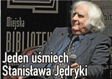Zagłębiowski Czwartek - Jeden uśmiech Stanisława Jędryki