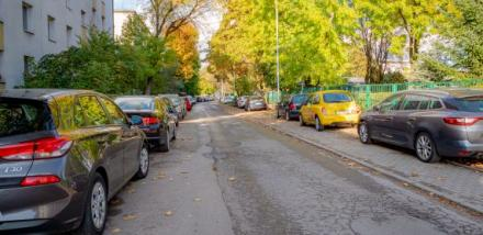 Ulica Dietla w Sosnowcu do remontu