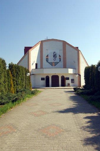 Parafia Milowice - Kościół pw. Matki Bożej Szkaplerznej