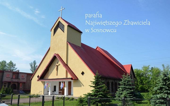 Parafia Śródmieście - Kościół pw. Najświętszego Zbawiciela