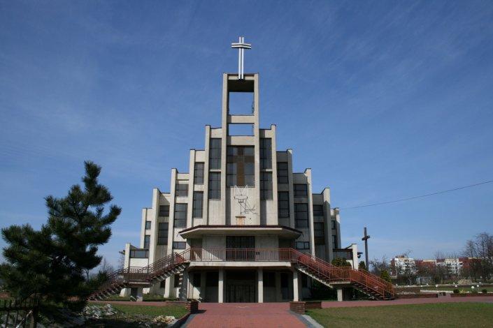 Parafia Zagórze - Kościół pw. Matki Boskiej Fatimskiej