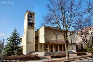 Parafia Stary Sosnowiec - Kościół pw. św. Andrzeja Boboli