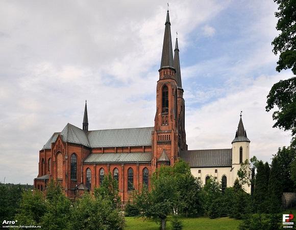 Zagórze - Kościół pw. św. Joachima