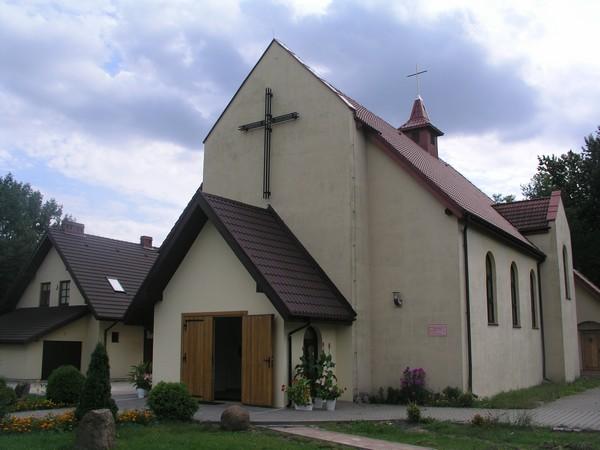 Parafia Bór - Kościół pw. św. Szymona i Judy Tadeusza Apostoła