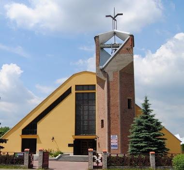 Parafia Zagórze - Kościół pw. św. Floriana