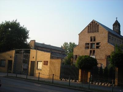 Parafia Radocha - Kościół pw. Miłosierdzia Bożego