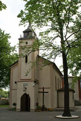 Parafia Śródmieście - Kościół pw. Najświętszego Serca Pana Jezusa