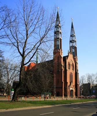 Pogoń - Kościół pw. św. Tomasza Apostoła