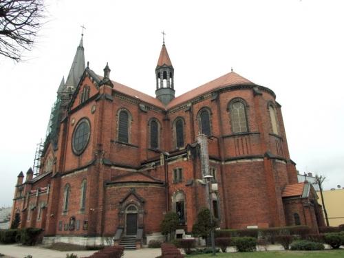 Śródmieście - Kościół pw. Wniebowzięcia Najświętszej Maryi Panny