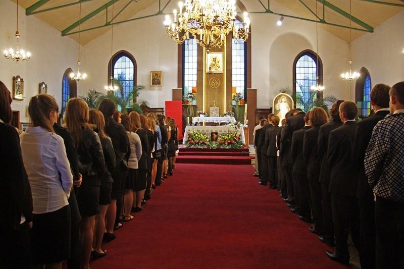 Parafia pw. Najświętszej Maryi Panny Częstochowskiej